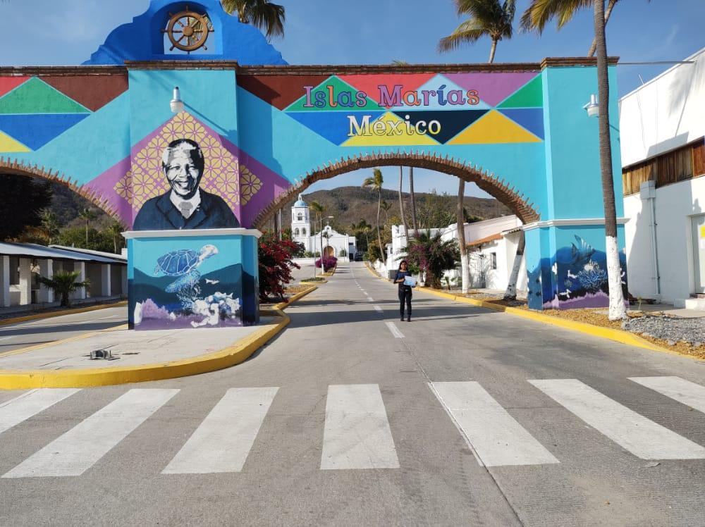"""Culmina estudiante del TecNM campus Huatabampo su participación en el Proyecto Reserva de la Biosfera Islas Marías, Centro de Educación Ambiental y Cultural """"MUROS DE AGUA-JOSÉ REVUELTAS"""""""