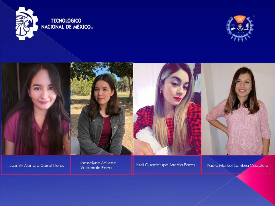 Cuatro mujeres ingenieras del TecNM buscan liderazgo en ciencia y tecnología