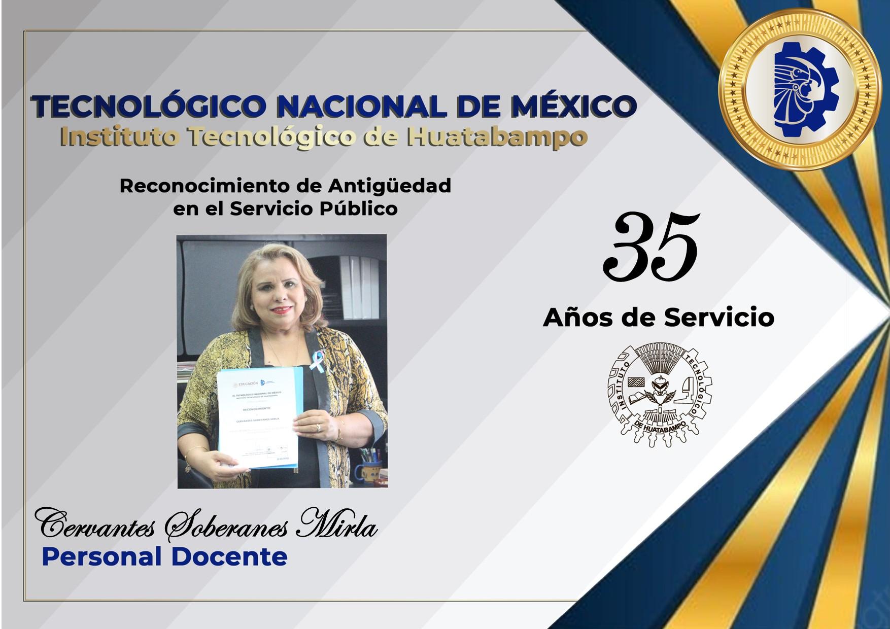 TECNM Reconoce a personal docente y administrativo por años de Servicio en la Secretaría de Educación Pública