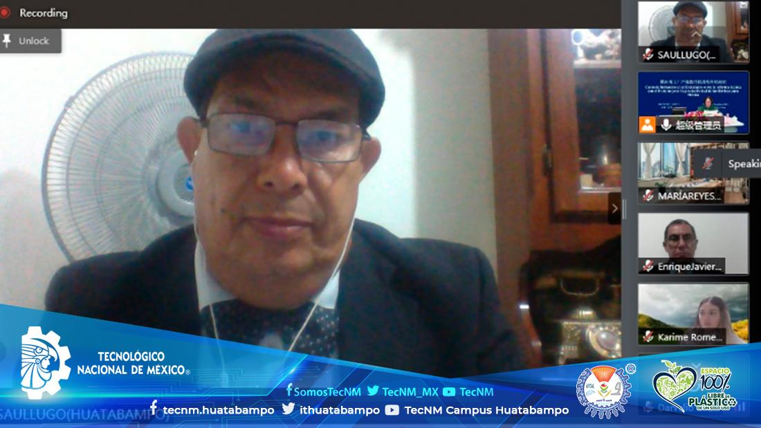 REUNIÓN DE COLABORACIÓN ENTRE LA DIRECTORA DEL TECNM CAMPUS HUATABAMPO Y EL PRESIDENTE ELECTO DEL MUNICIPIO