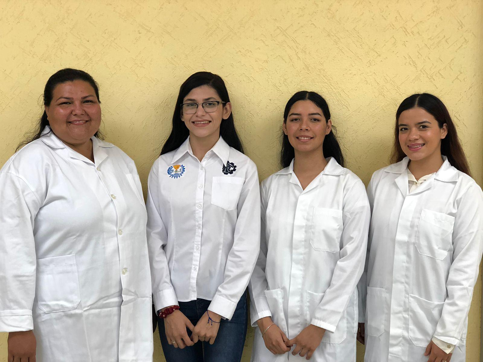ESTUDIANTES DEL CAMPUS HUATABAMPO PASAN A EVENTO NACIONAL DE EXPOCIENCIAS CON EL PROYECTO TRIGERMS